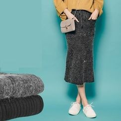 PUFII - Knit Skirt