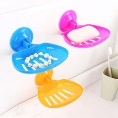 Yulu - Wall Suction Soap Holder