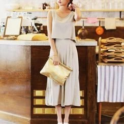 Jolly Club - Knit Dress