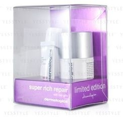 Dermalogica 德美乐嘉 - Super Rich Repair Limited Edition Set: Super Rich Repair 50ml + Eye Make-Up Remover 30ml + Eye Complex 5ml