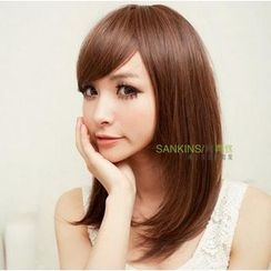 Sankins - Medium Full Wig - Straight