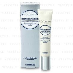 L'Occitane - Reine Blanche Illuminating Eye Care and Mask