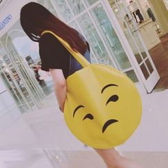 Youme - Emoji Shopper Bag