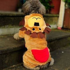 Pet Sweetie - Cartoon Lion Dog Costume