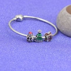 PEIDUOLA - Christmas Charm Bangle