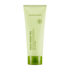 Nature Republic - Fresh Green Tea Foam Cleanser 150ml