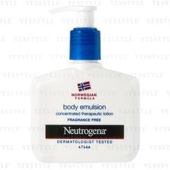 Neutrogena - Norwegian Formula Body Emulsion