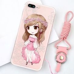 Kindtoy - Print  Mobile Case - iPhone 7 / 7 Plus