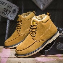 Artree - Fleece Lined Short Boots