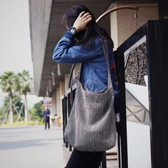 Bagalore - Herringbone Lightweight Tote Bag