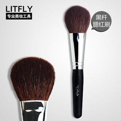 Litfly - Blush Make-Up Brush (Black)