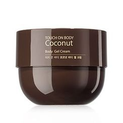 The Saem - Touch On Body Coconut Body Gel Cream 300g