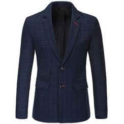 Constein - Window Pane Blazer