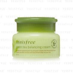 Innisfree - Green Tea Balance Cream