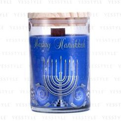 Terra Essential Scents - Hand-Poured Soy Candle - Happy Hanukkah