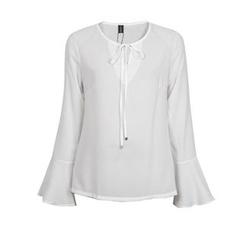 Flore - 领结带衬衫