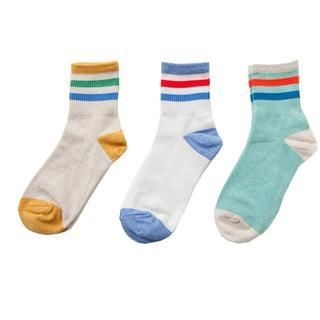 D.P-Shop - Striped Socks