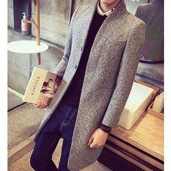 Fisen - Stand Collar Coat