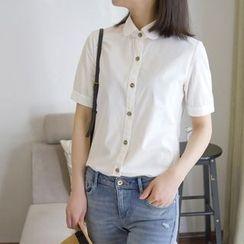 Jill & Jane - Short-Sleeve Shirt