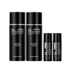 TOSOWOONG - Men's Booster Repair Set : Skin 150ml + Lotion 150ml