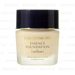 Covermark - Jusme Color Essence Foundation SPF 18 PA++ (Yellow) (#YO00)