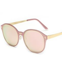 Koon - Metal Arm Round Sunglasses