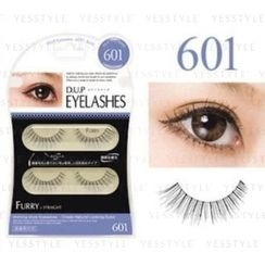 D-up - Furry Eyelashes (#601 Simple)
