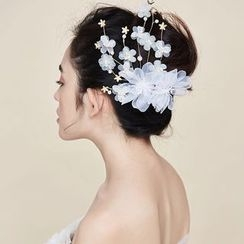 Miss Diva - Flower Hair Stick