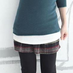 CatWorld - Plaid Shorts