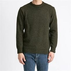 THE COVER - Crew-Neck Sweater