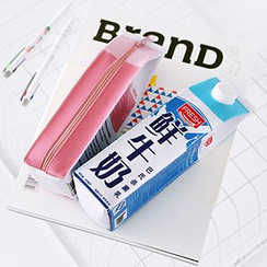 Class 302 - Milk Carton Coin Purse