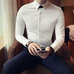 YONDER - Long-Sleeve Fleece Lined Shirt