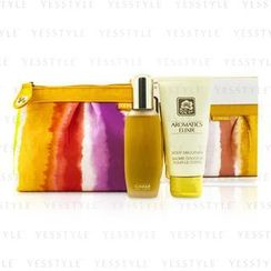 Clinique 倩碧 - Aromatics Elixir Coffret: Parfum Spray 45ml/1.5oz + Body Smoother 75ml/2.5oz + Bag