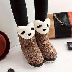 JY Shoes - Platform Home Boots