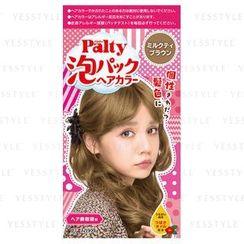 DARIYA 黛莉亚 - Palty Foam Pack Hair Color (Milky Brown)