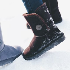 Kuki Cat - Ankle Snow Boots