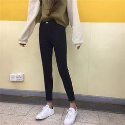 Kojasmine - 窄身牛仔褲