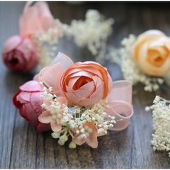 constello - Set Of 5: Bridal Flower Hair Piece