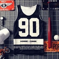 Rampo - Lettering Tank Top