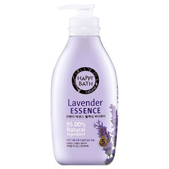 HAPPY BATH - Lavender Essence Relaxing Body Wash