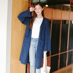 ZIZI - Plain Long Cardigan