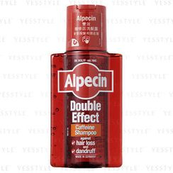 Alpecin - Caffeine Shampoo (Double Effect) (Against Hair Loss and Dandruff)