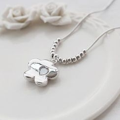 Love Generation - Flower Pendant Necklace