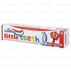 Aquafresh - Little Teeth Fluoride Toothpaste (Mild)