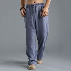 Sparrow Farm - Linen Cotton Pants