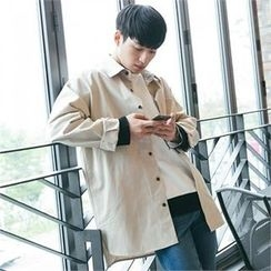 STYLEMAN - Colored Shirt Jacket