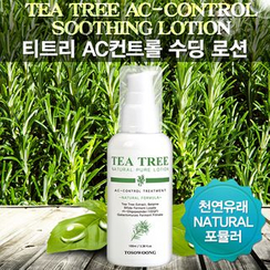 TOSOWOONG - Tea Tree AC Control Soothing Lotion 100ml