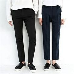 TOMONARI - Couple Tapered Dress Pants