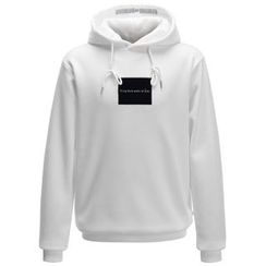 TheLees - Fleece-Lined Logo-Front Hoodie T-Shirt