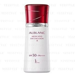 Sofina - ALBLANC Medicated Day Emulsion SPF 50+ PA++++ III